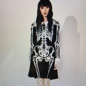 Killstar Living Dead Skater Dress